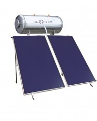 Ηλιακός με Eπιλεκτικούς Συλλέκτες Ταράτσας